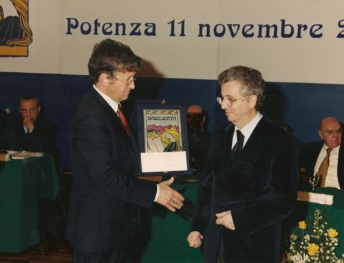 2001 Ennio Corvaglia, Prima del meridionalismo,  Mondadori