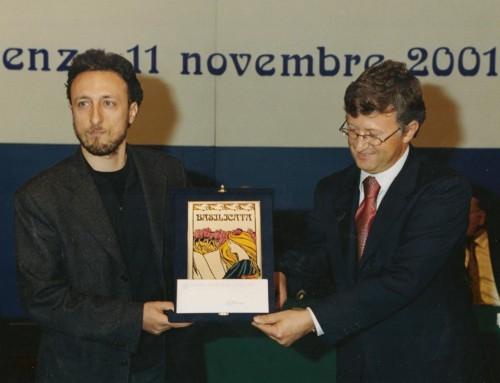 2001 Salvatore Cingari,  Il giovane Croce, Rubbettino