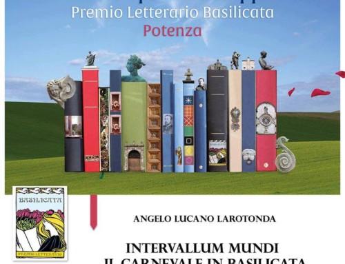 INTERVALLUM MUNDI. IL CARNEVALE IN BASILICATA: CONFERENZA DI ANGELO LUCANO LAROTONDA