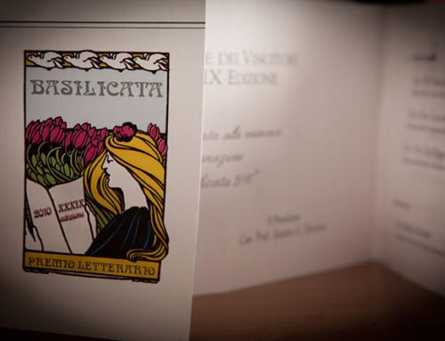 Presentazione della XLIII Edizione del Premio Letterario Basilicata