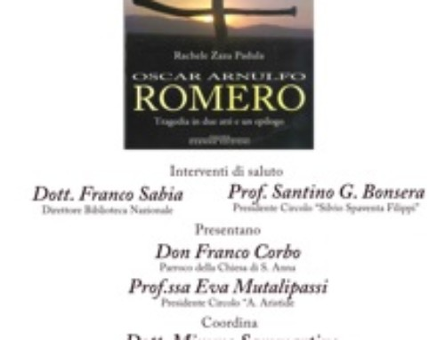 """Oscar Arnulfo Romero"" di Rachele Zaza Padula"
